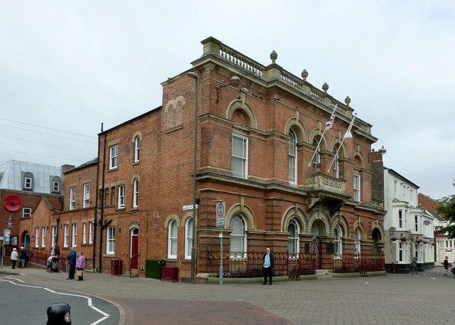 Ilkeston Town Hall