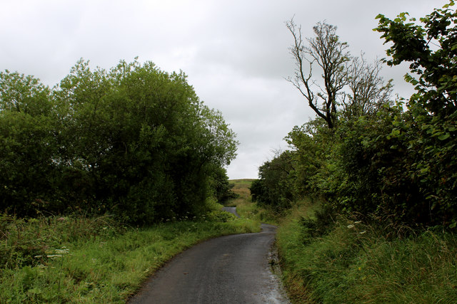Road to Burnslack