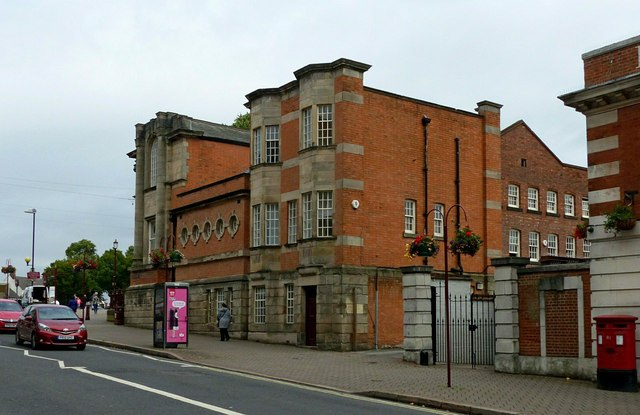 Carnegie Free Library, Ilkeston