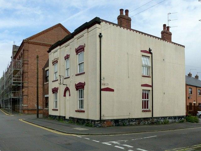 Former Anchor Inn, Market Street, Ilkeston