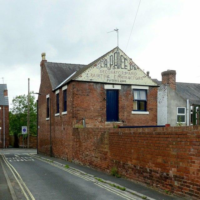 L A Price Ltd, Decorators, West Street, Ilkeston