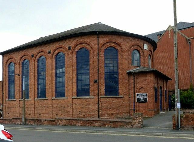 Baptist Chapel, Queen Street, Ilkeston