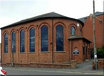 SK4641 : Baptist Chapel, Queen Street, Ilkeston by Alan Murray-Rust