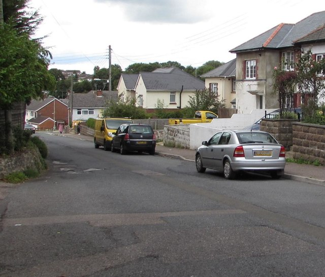 West down Littletown Road, Honiton