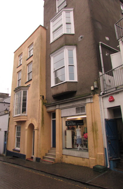 Tenby Rocks Boutique, Tenby