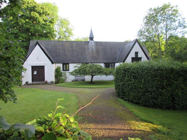 St Serf's Episcopal Church