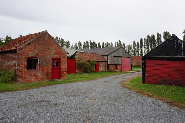 Carr House Farm, Drove Lane