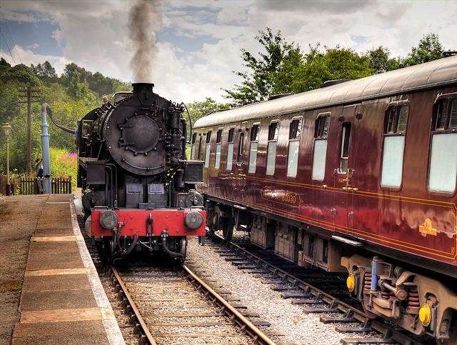 Churnet Valley Railway, Kingsley & Froghall