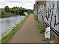 SJ3492 : Leeds-Liverpool Canal towards Boundary Bridge, Liverpool by John S Turner