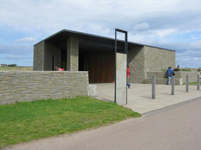'Window on Wild Lindisfarne'