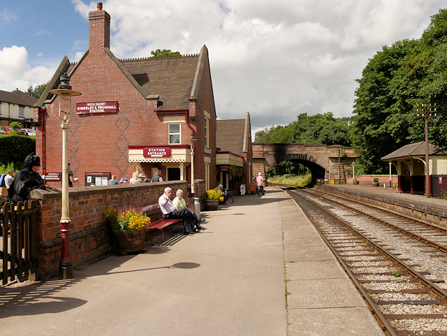 Kingsley and Froghall Station, Churnet Valley Railway