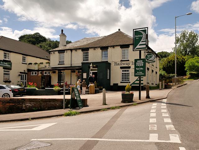 The Railway Inn, Froghall