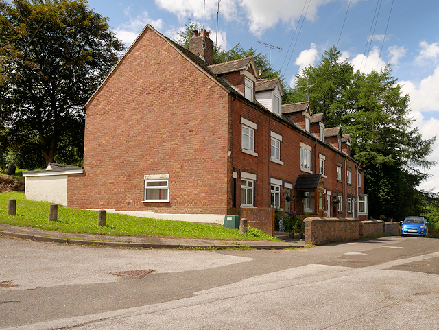 Terrace of Houses at Froghall