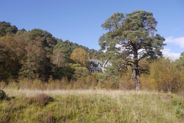 Glenfeshie Lodge