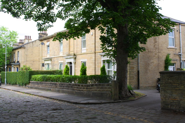 Houses on Melbourne Place