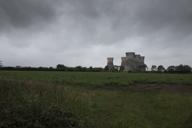 Willington Cooling Towers