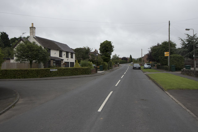Hartshorne Village