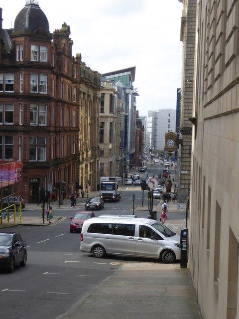 West Campbell Street, Glasgow