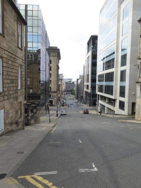 Blythswood Street, Glasgow