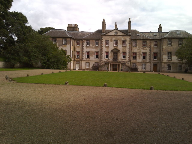 Newhailes mansion house
