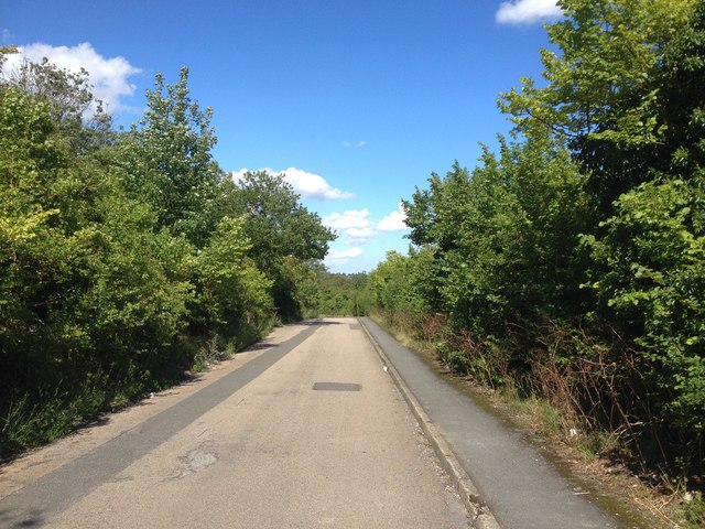Parsonage Lane, Frindsbury