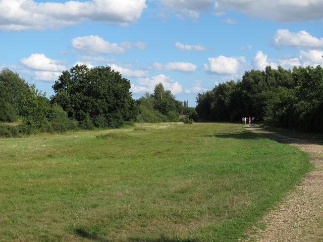 Outney Common, Bungay