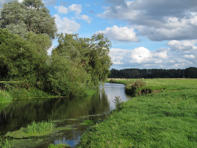 The Waveney at Outney Common, Bungay (3)