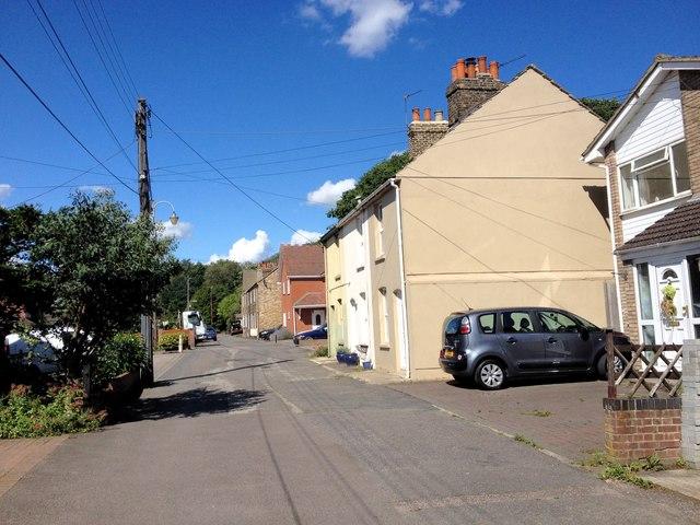 Castle Street, Upnor