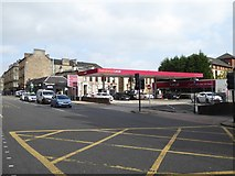 NS5766 : Sainsbury's filling station, Woodlands Road by David Smith