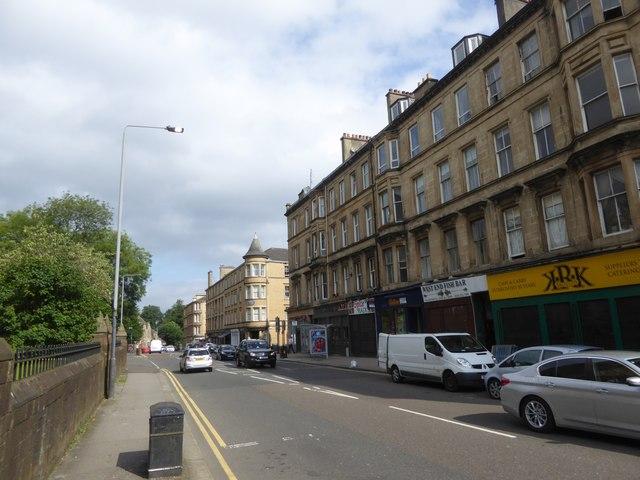 Woodlands Road shops