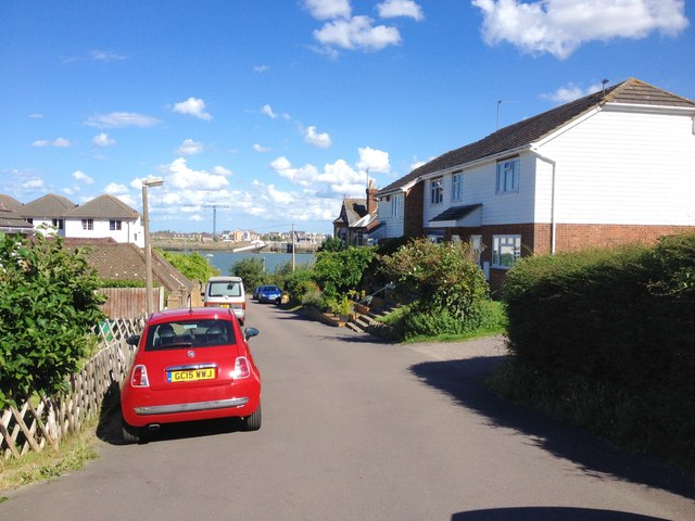 Admiralty Road, Upnor