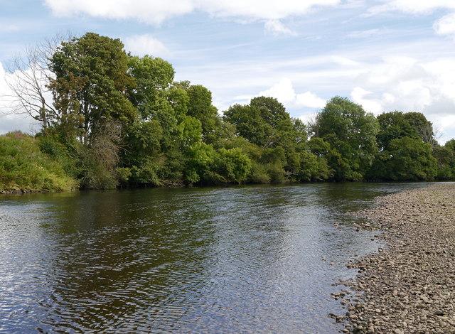 River Beauly, by Lovat Bridge