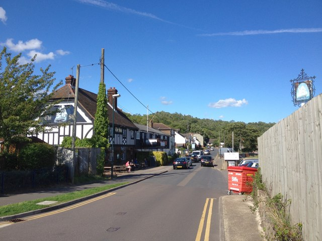 Upnor Road, Upnor