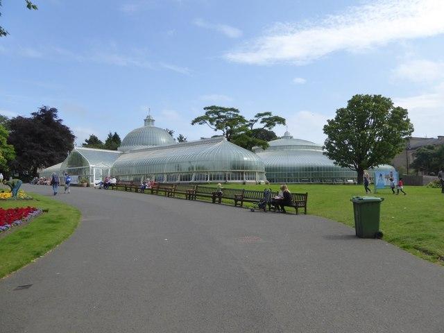 The Kibble Palace, Glasgow Botanic Gardens