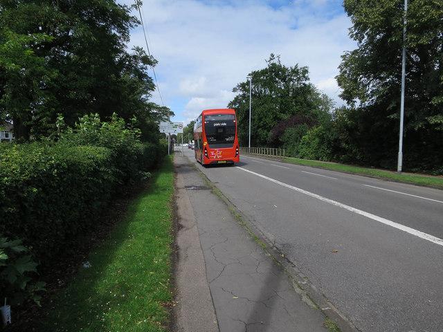Park & Ride bus, Newmarket Road