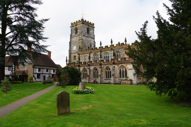 Knowle Parish Church