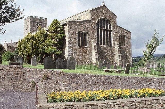 Dent church