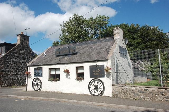 The Smiddy Bar, Daviot