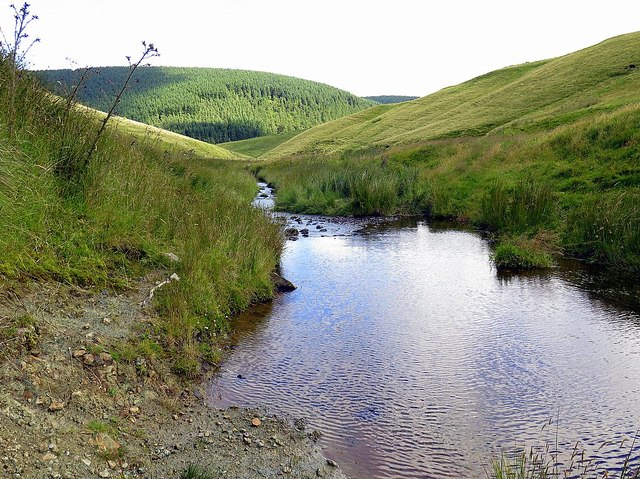 Blind Burn below Broadside Law