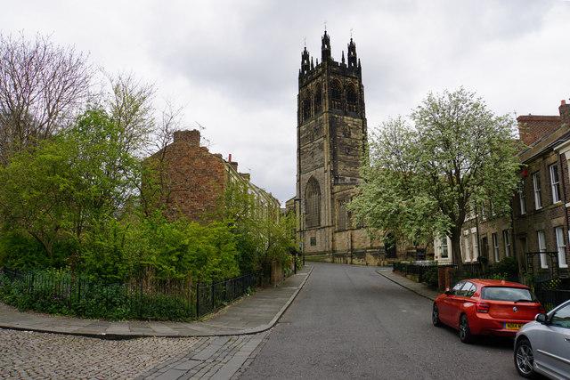St Matthew's, Big Lamp