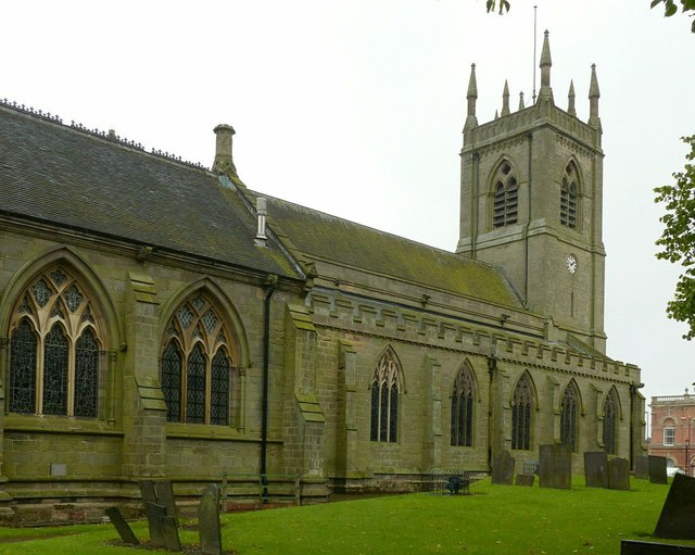 Church of St Mary, Ilkeston
