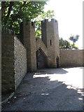 J6250 : Gateway to Quintin Castle by Eric Jones