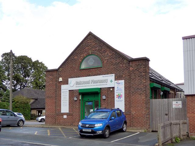 Oakwood Pharmacy, Blackburn Road, Birstall