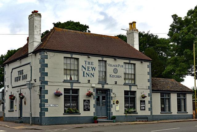 The New Inn, Minster - July 2017