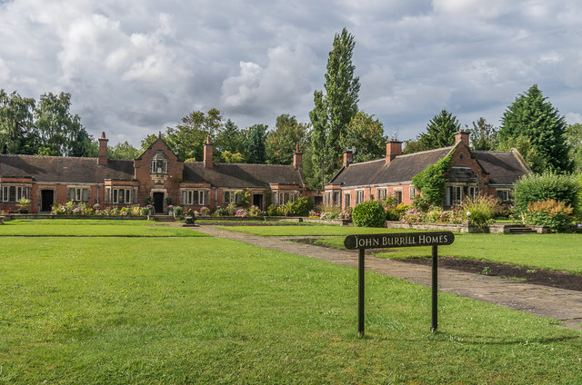 John Burrill Homes