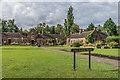 SE5953 : John Burrill Homes by Ian Capper