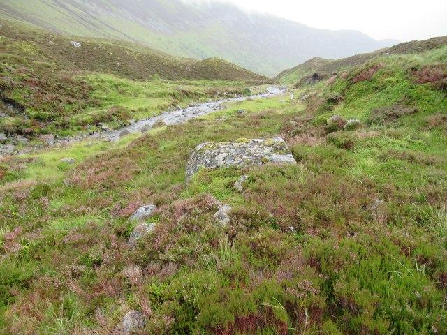 Allt Coire Ardair near Loch Laggan