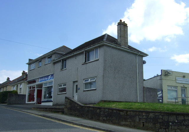 Old Hill Chippy, Falmouth
