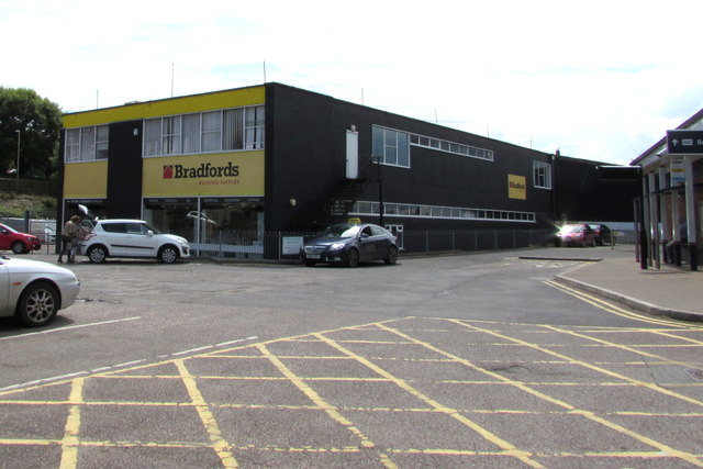 Bradfords Building Supplies, Honiton
