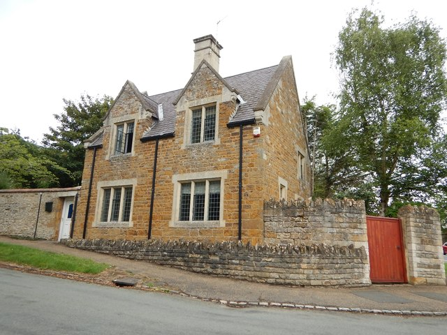 Great Oxendon - House on Main Street